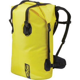 SealLine Black Canyon Pack 65L yellow